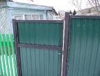 Забор из профлиста_2
