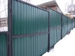 Забор из профлиста_3