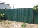 Забор из профлиста_6