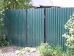 Забор из профлиста_7