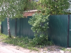 Забор из профлиста_8